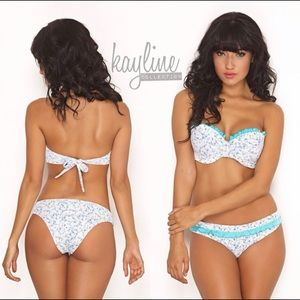 Brand New Halter Bikini by Kayline Collection